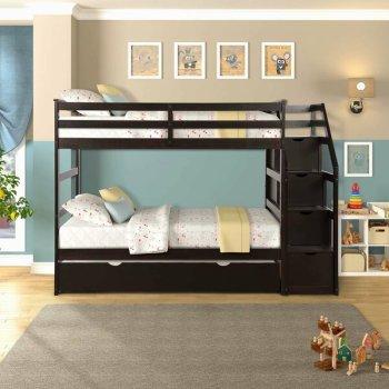 Tempat Tidur Tingkat Minimalis Follansbee