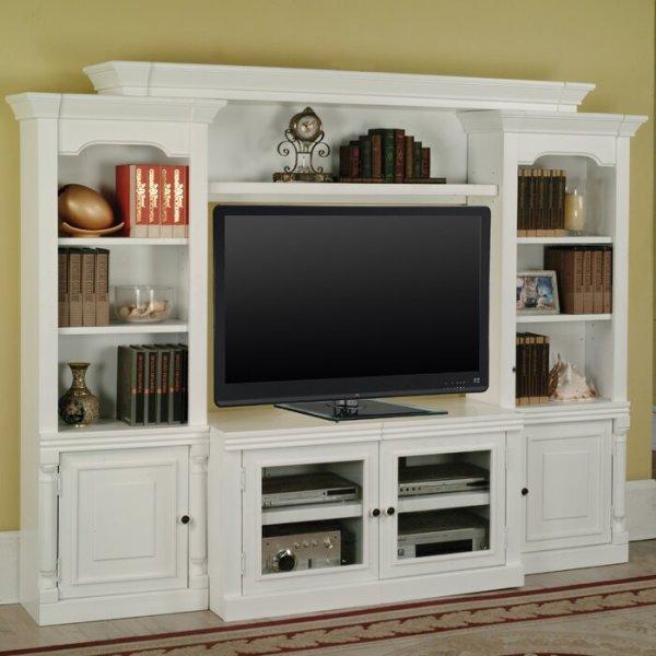 Bufet TV Minimalis Putih Centerburg