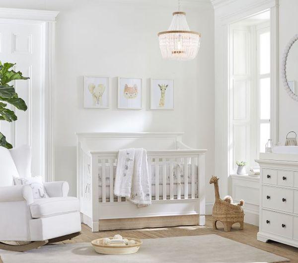 Tempat Tidur Bayi Minimalis Kendall