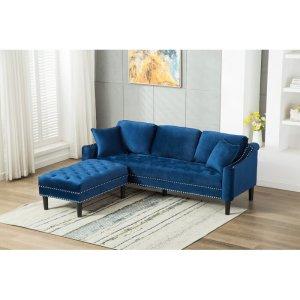 Sofa Leter L Minimalis Kasson