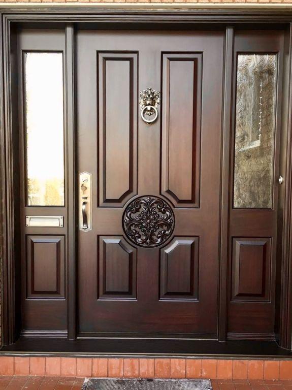 inspirasi model pintu rumah