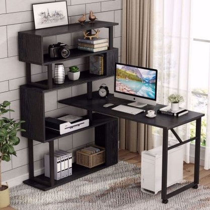 Meja Kantor Modern Brehana