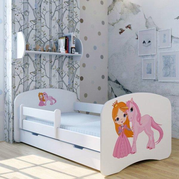 Ranjang Anak Karakter Princess Unicorn