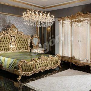 Satu Set Tempat Tidur Mewah Veliaht