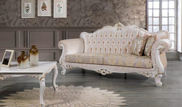Sofa Mewah Klasik Laventa