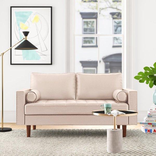 Sofa Minimalis Modern Clovis