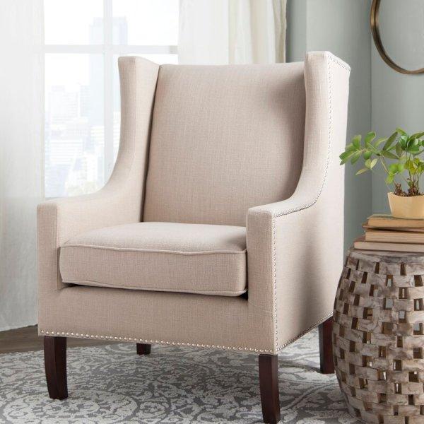 Sofa Santai Minimalis Terbaru Chagnon Wingback