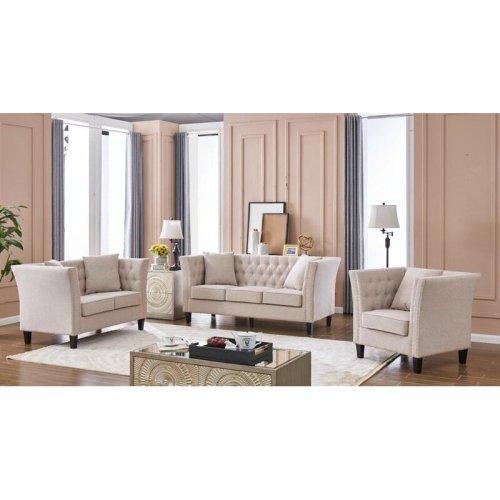 Sofa Set Ruang Tamu Olga