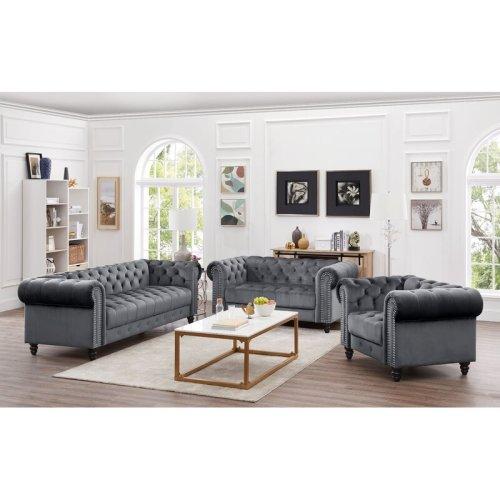 Sofa Set Ruang Tamu Terbaru Keyla