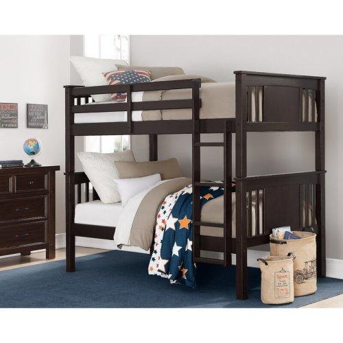 Tempat Tidur Susun Tingkat Alimi