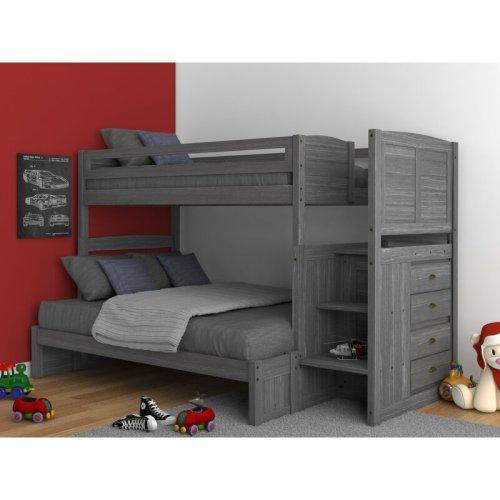 Tempat Tidur Tingkat Minimalis Booker