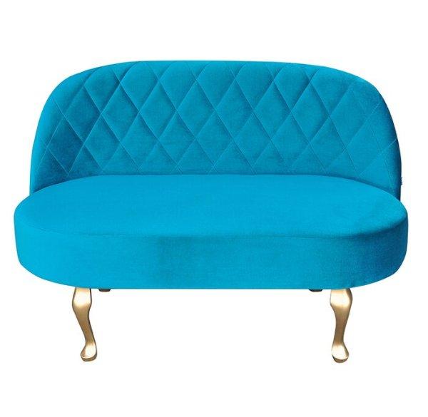 Kursi Sofa Minimalis 2 Seater Karo