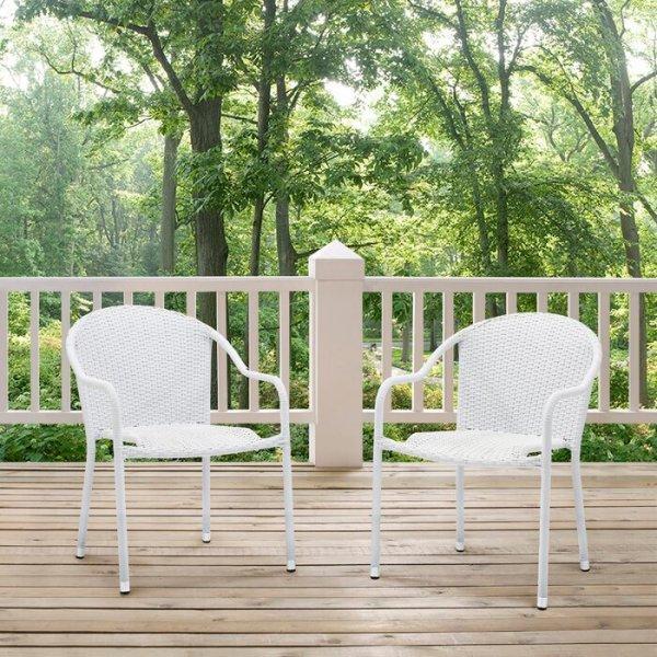 Kursi Sofa Rotan Belton Putih