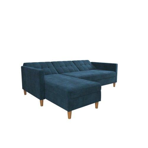 Kursi Sofa Sudut Minimalis Abram