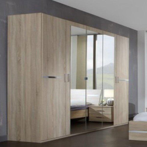 Lemari Pakaian Terbaru Meuric 5 Pintu