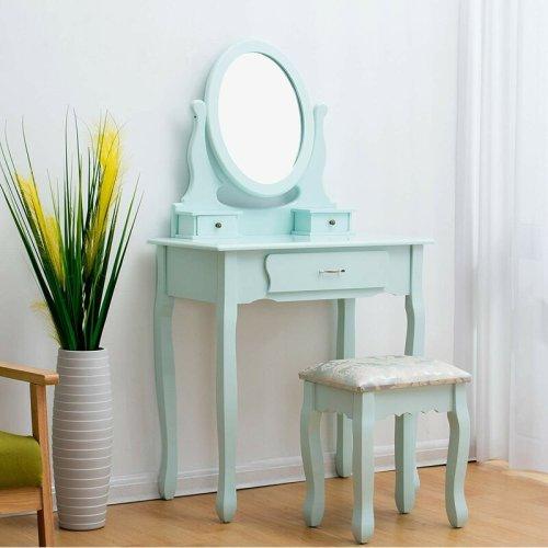 Meja Make Up Minimalis Terbaru Mirror