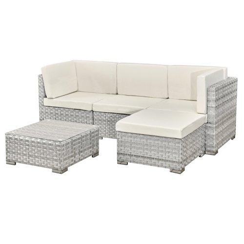 Set Sofa Rotan Minimalis Seniha