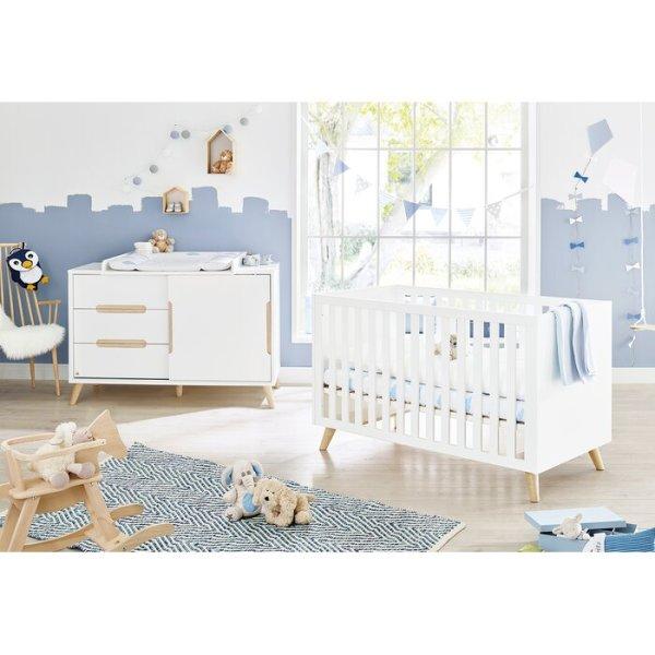Set Tempat Tidur Bayi Minimalis Terbaru