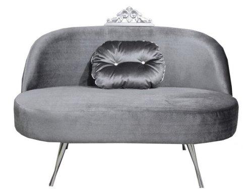 Sofa Minimalis Terbaru Glamour Loveseat