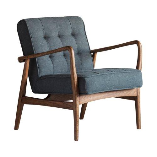 Sofa Terbaru Klasik 1 Seater Travis