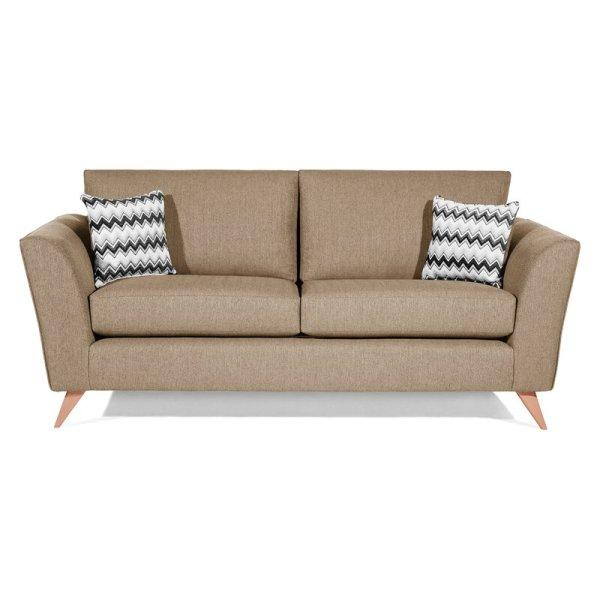 Kursi Sofa Minimalis 3 Seater Beekman