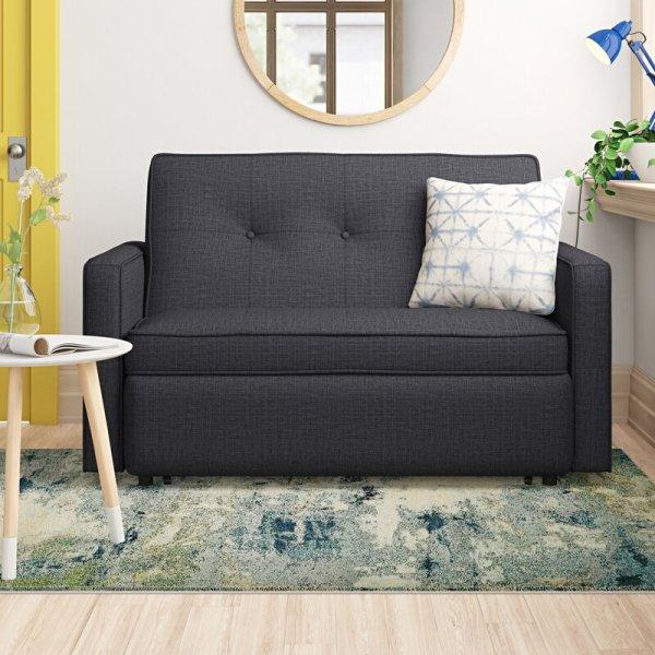 Kursi Sofa Modern 2 Dudukan Woodleys