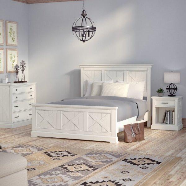 Satu Set Tempat Tidur Minimalis Lizotte