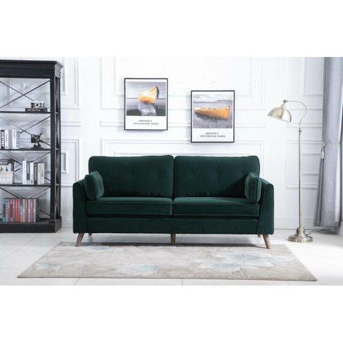 Sofa Kayu Minimalis 3 Dudukan Will