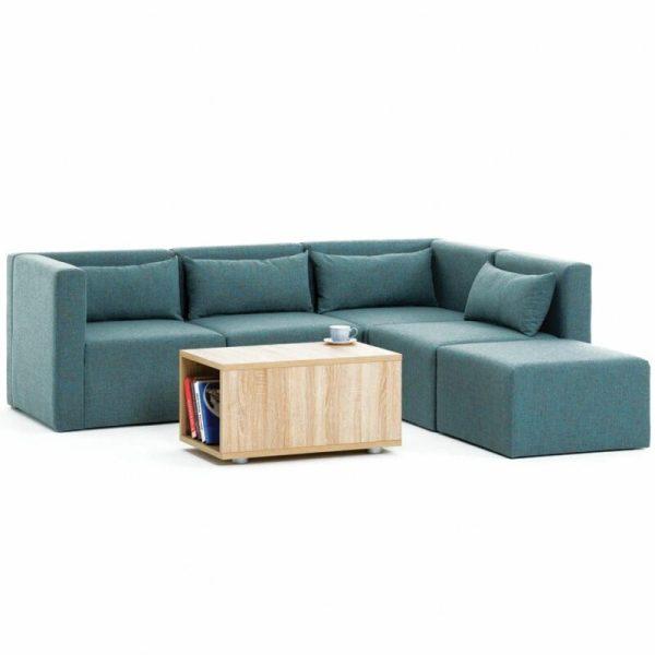 Sofa Sudut Minimalis Evdebiz Plus
