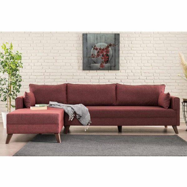 Sofa Sudut Minimalis Terbaru Evdebiz Bella