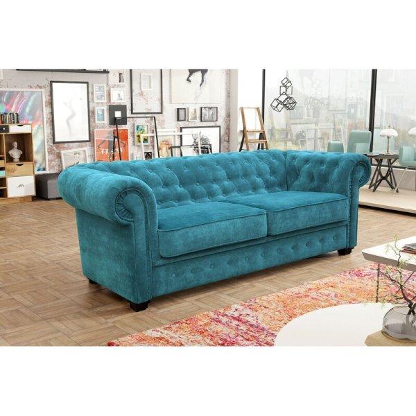 Sofa Tamu Klasik 3 Dudukan Aldewood