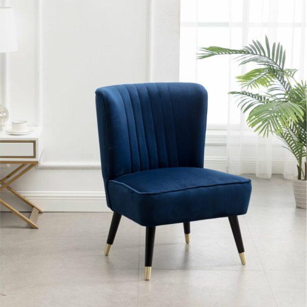 Sofa Tunggal Modern Minimalis Elon