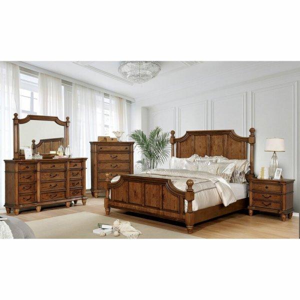 Set Kamar Tidur Mewah Klasik Sion