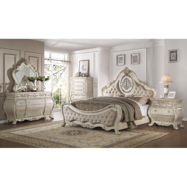Set Tempat Tidur Mewah Klasik Staats