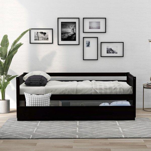 Sofa Bed Kayu Elijah Minimalis