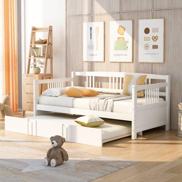 Sofa Bed Kayu Minimalis Gannie