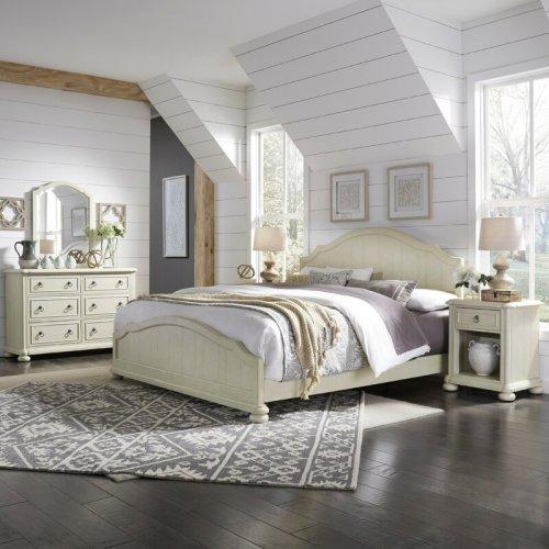 Kamar Set Minimalis Putih Mclin