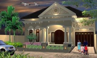 Rumah Minimalis Modern Dan Klasik Rumah Minimalis Labb