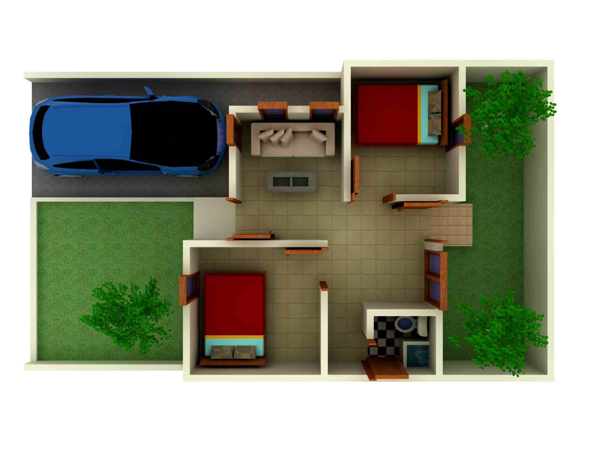 Kumpulan Desain Interior Rumah Minimalis Type 30 Kumpulan Desain Rumah