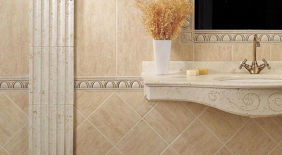 Keramik Dinding Kamar Mandi Asia Tile Interior Rumah 3011