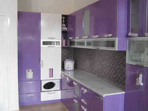 Desain Dapur Minimalis Ukuran 2x2 dan 2x3 Meter 7 - 15 Desain Dapur Minimalis Ukuran 2x2 dan 2x3 Meter Terbaru