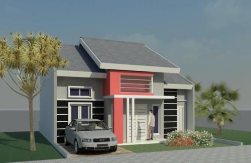 Desain Rumah Minimalis Type 45 Modern 8 - 20+ Desain Rumah Minimalis Type 45 Modern Terbaru 2018