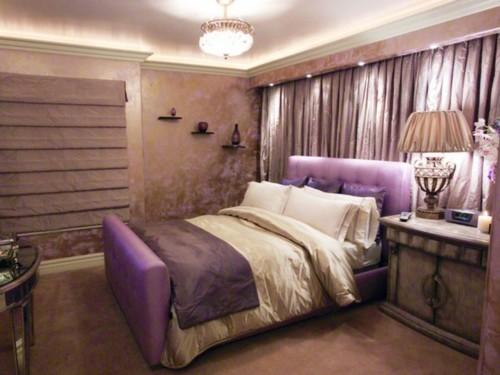 Desain dan Warna Cat Kamar Tidur Romantis 21 - 20+ Desain dan Warna Cat Kamar Tidur Romantis yang Cantik