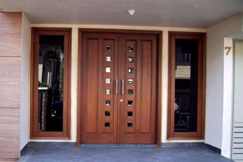 Gambar Pintu Rumah Minimalis 2 Pintu - Tips Memilih Pintu Rumah Minimalis & 50++ Contoh Desain.