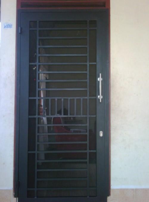 Model Pintu Minimalis Elegan Terlengkap 2 1 - Tips Memilih Pintu Rumah Minimalis & 50++ Contoh Desain.