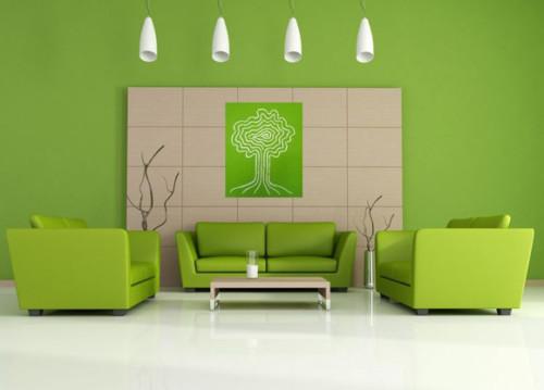 Warna Cat Ruang Tamu Minimalis yang Bagus 13