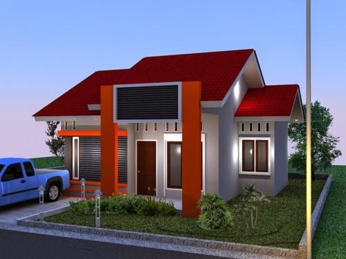Model Atap Rumah Minimalis Bagian Depan 7 - 21 Model Atap Rumah Minimalis Bagian Depan Terbaru 2018