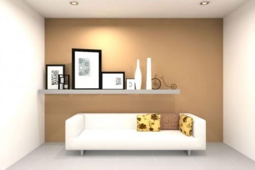 Desain Interior Ruang Tamu Minimalis Type 36