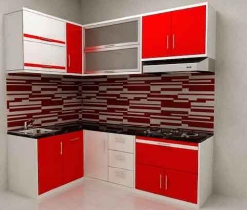 Desain dan Harga Kitchen Set Minimalis