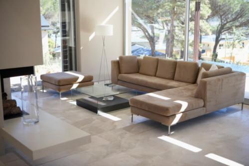Keramik Lantai Ruang Tamu Minimalis